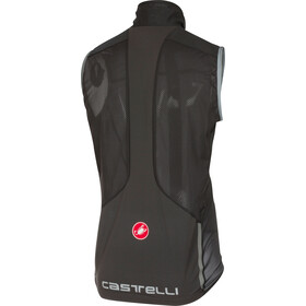 Castelli Superleggera bodywarmer Heren, anthracite
